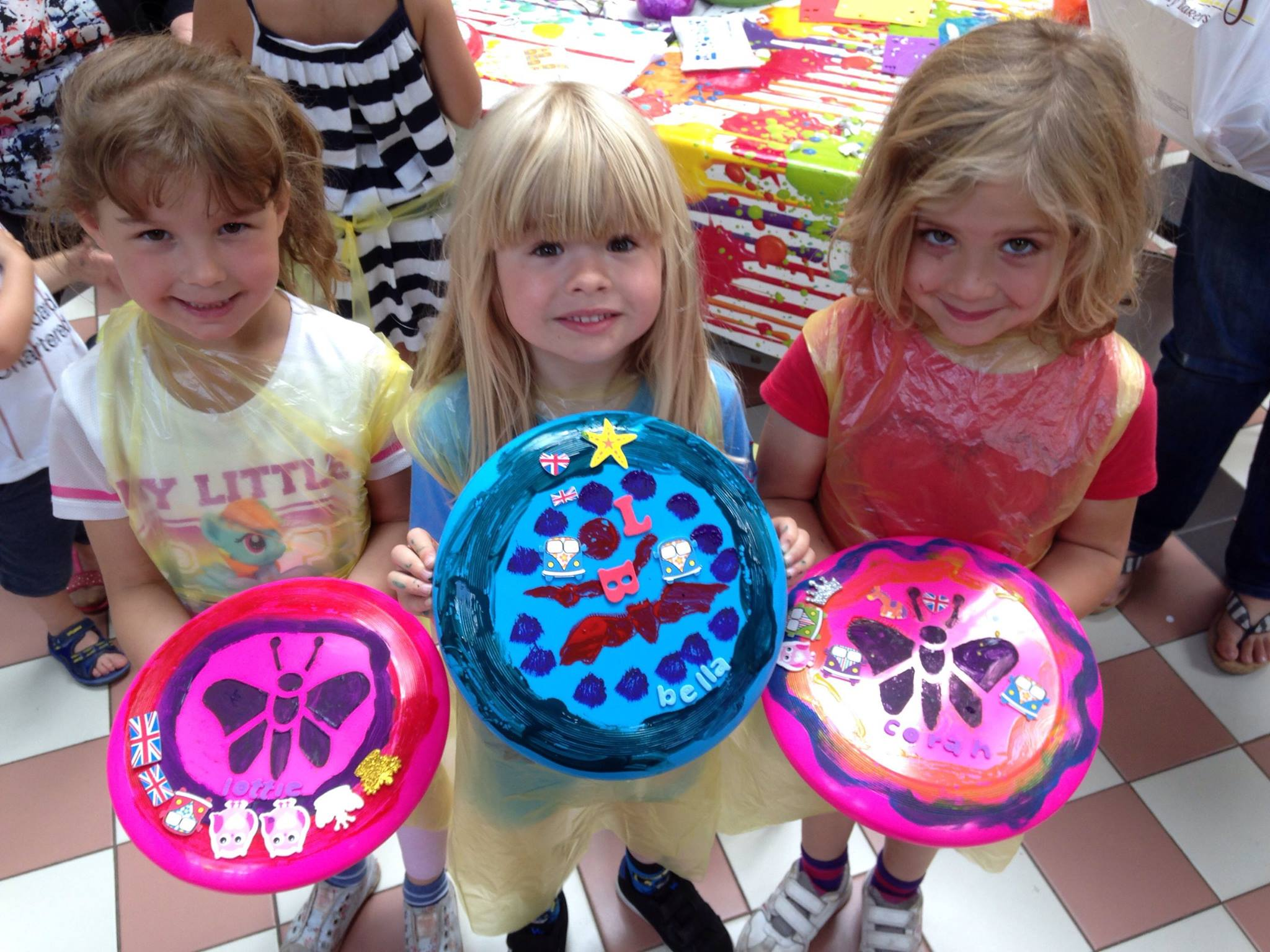 Summer Craft Fun!