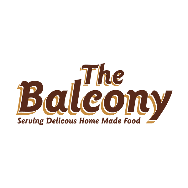 the balcony logo
