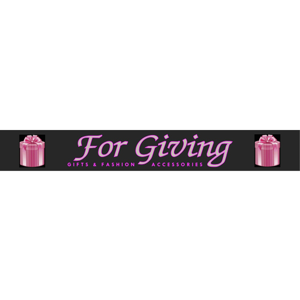 For Giving