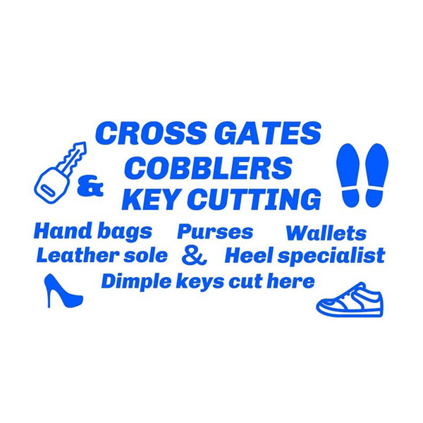 Cross Gates Cobblers & Key Cutting