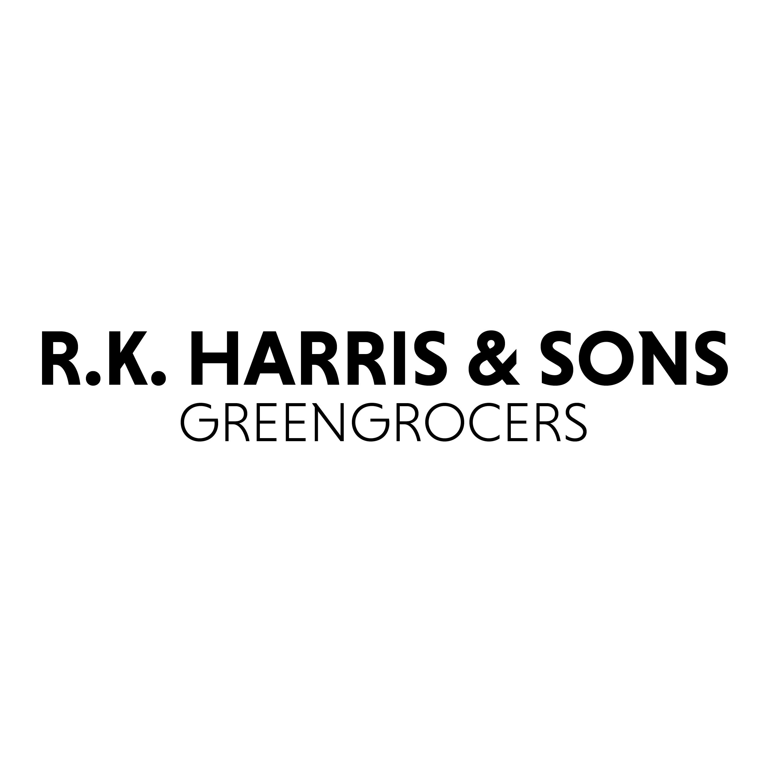 R.K. Harris & Sons Greengrocers